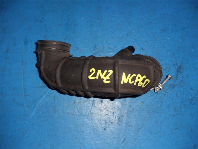 Гофра воздушного фильтра Toyota Ist NCP60 1NZFE (б/у)