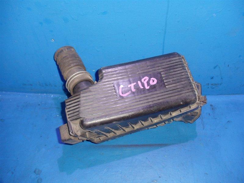 Корпус воздушного фильтра Toyota Caldina CT190 2C (б/у)