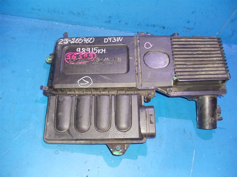 Корпус воздушного фильтра Mazda Demio DY3W (б/у)