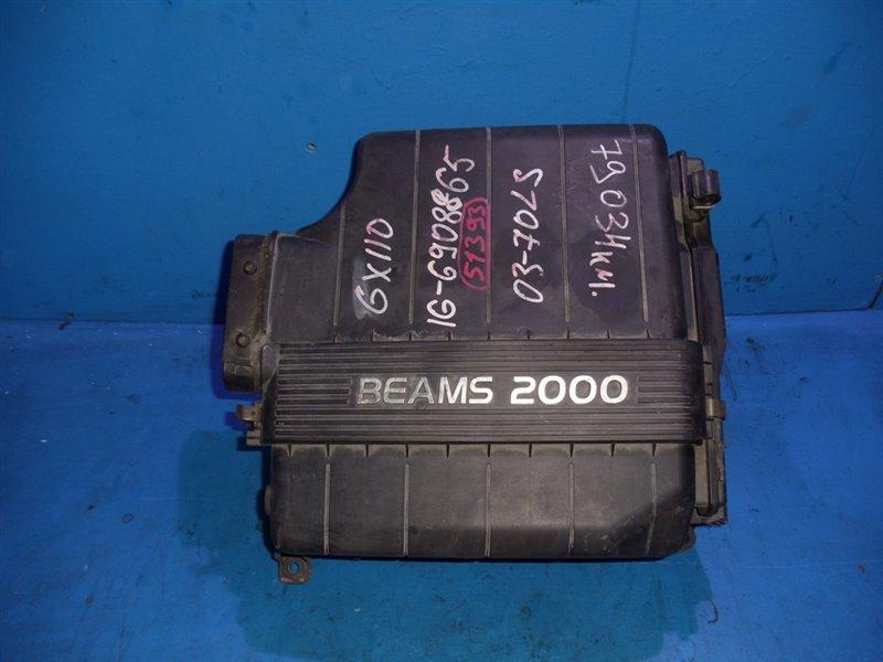 Корпус воздушного фильтра Toyota Mark Ii GX100 1GFE (б/у)
