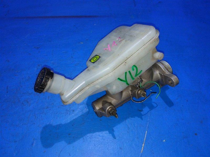 Главный тормозной цилиндр Nissan Bluebird Sylphy BVAY12 (б/у)