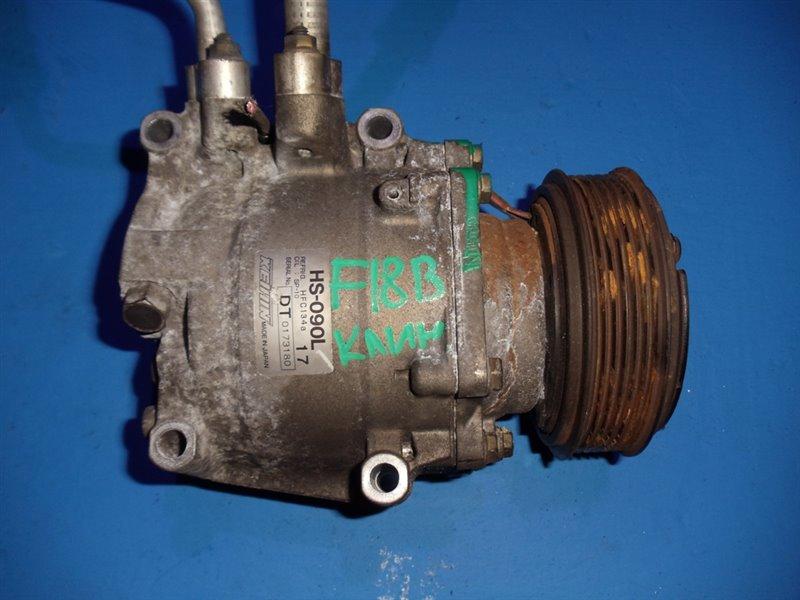 Компрессор кондиционера Honda Accord CF3 F18B (б/у)