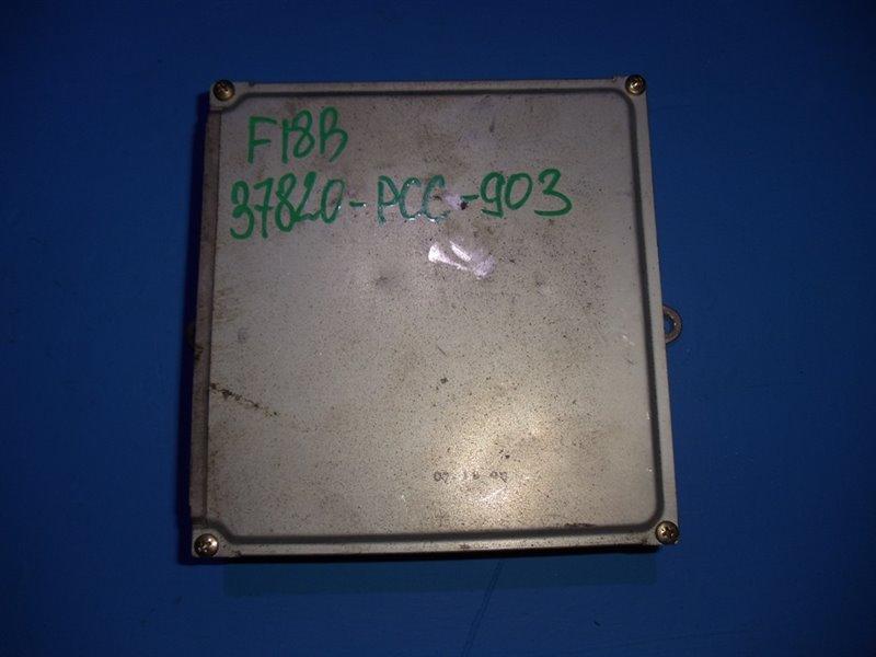 Блок efi Honda Accord CF3 F18B (б/у)