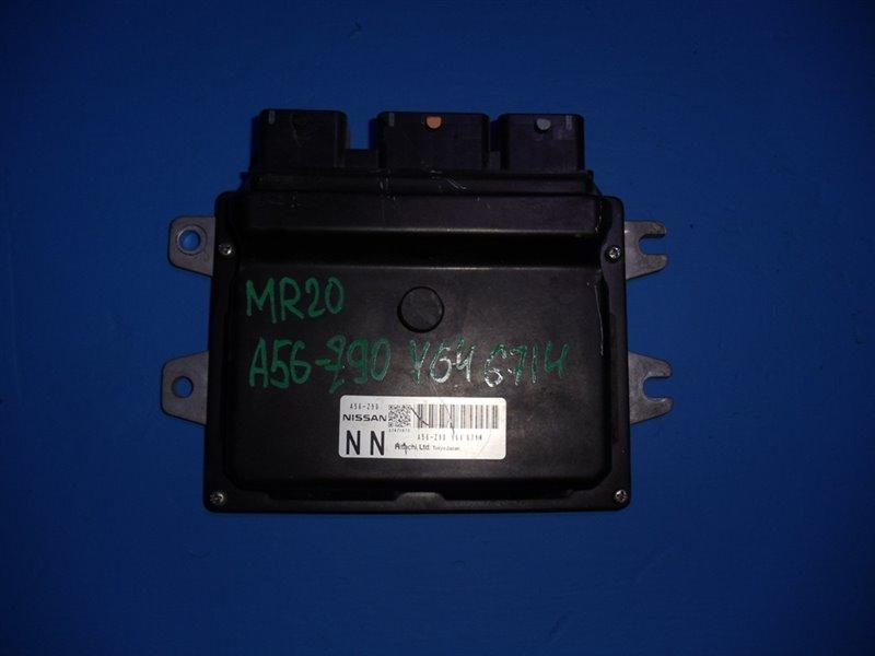 Блок efi Nissan Serena C25 MR20DE (б/у)