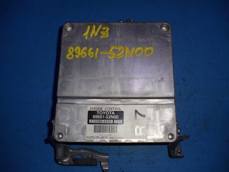 Блок efi Toyota Probox NCP51 1NZFE (б/у)