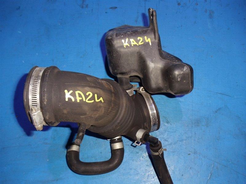 Гофра воздушного фильтра Nissan Presage U30 KA24DE (б/у)