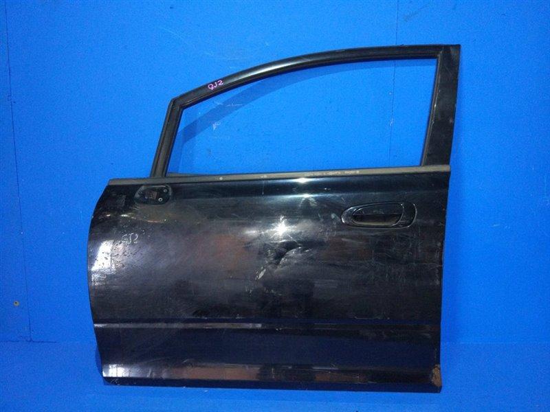 Дверь Honda Airwave GJ1 передняя левая (б/у)