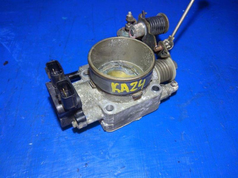 Дроссельная заслонка Nissan Presage U30 KA24DE (б/у)