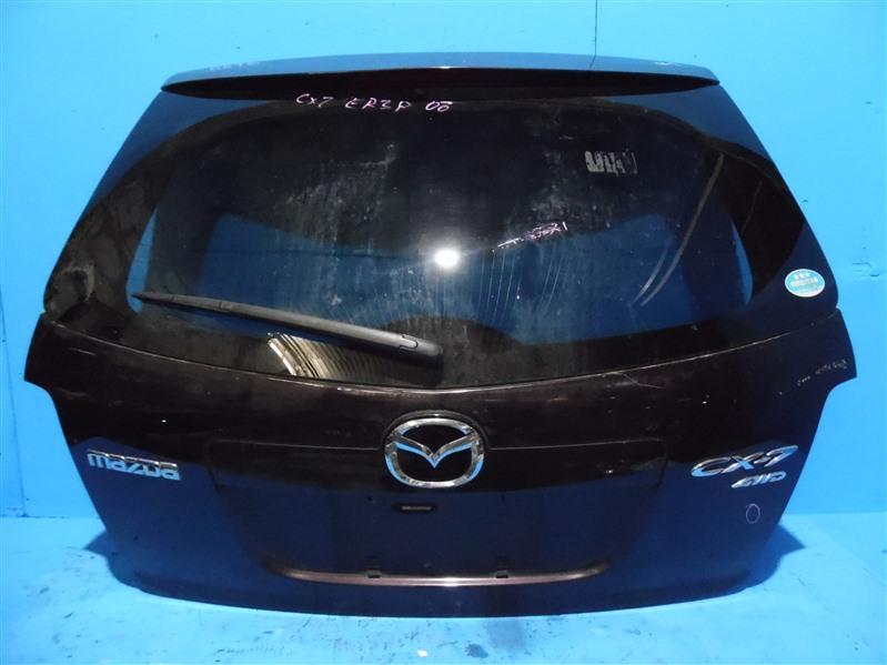 Дверь задняя Mazda Cx-7 ER3P 2006 задняя (б/у)