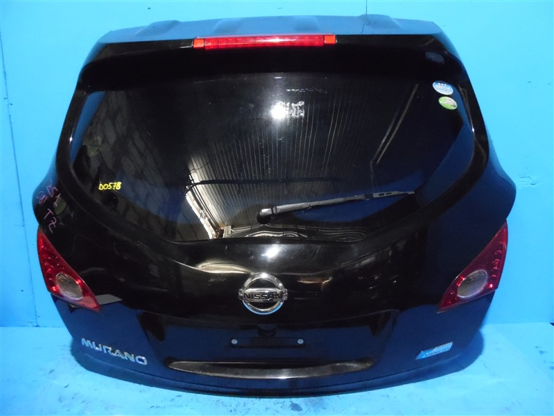 Дверь задняя Nissan Murano Z51 2008 задняя (б/у)