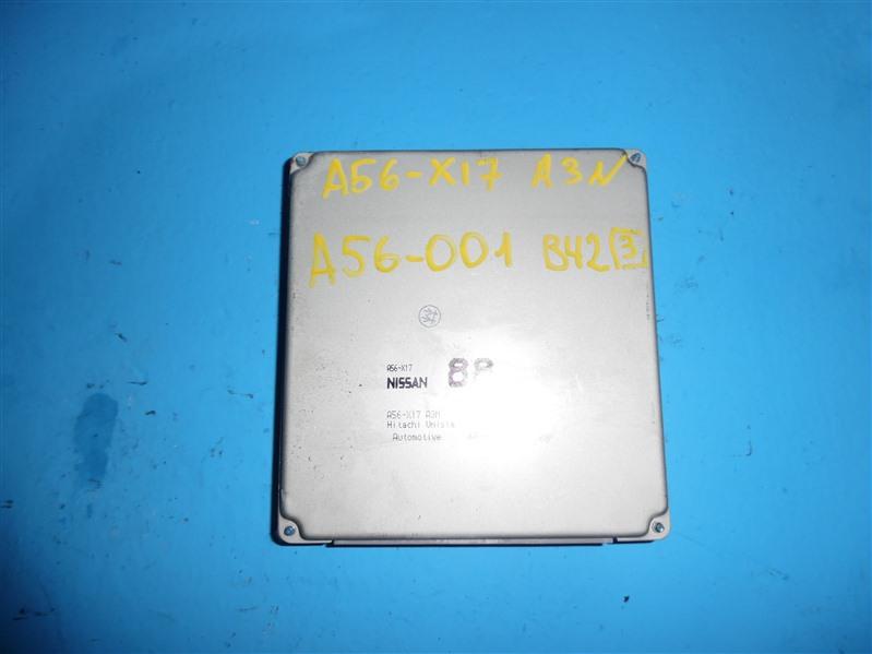 Блок efi Nissan Bluebird Sylphy QG10 QG18DE 2002 (б/у)