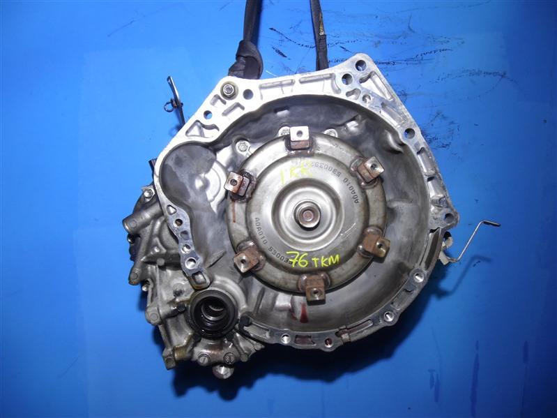 Акпп Toyota Vitz KSP90 1KR 2004 (б/у)