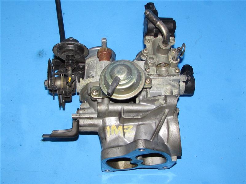 Дроссельная заслонка Toyota Estima MCR30 1MZFE (б/у)