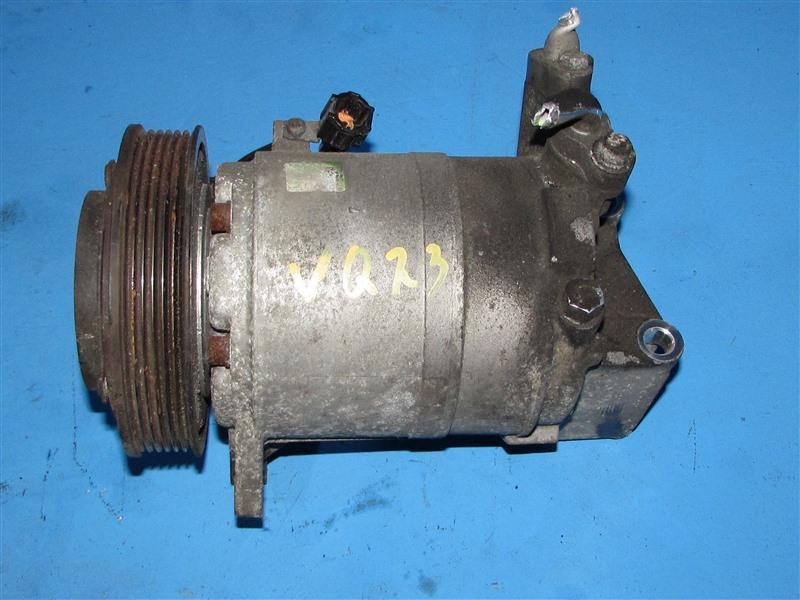 Компрессор кондиционера Nissan Teana J31 VQ23DE (б/у)