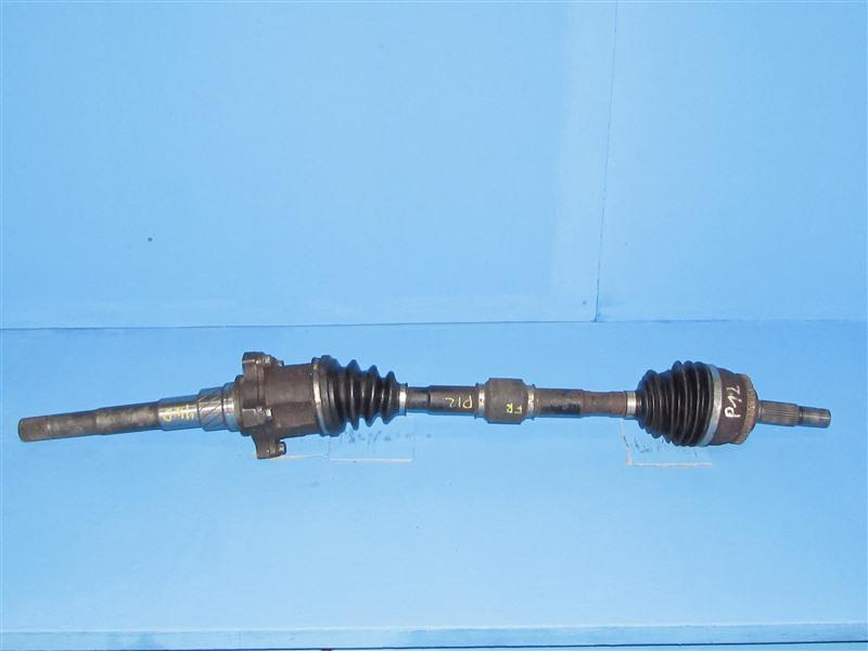 Привод Nissan Bassara JTNU30 QR20-DE передний правый (б/у)
