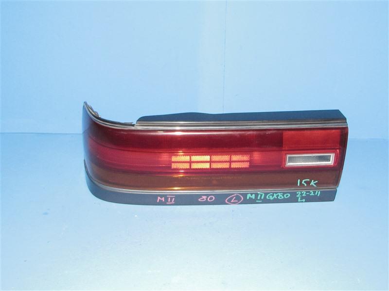 Стоп-сигнал Toyota Mark Ii GX81 задний левый (б/у)