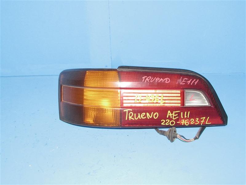Стоп-сигнал Toyota Trueno AE111 задний левый (б/у)