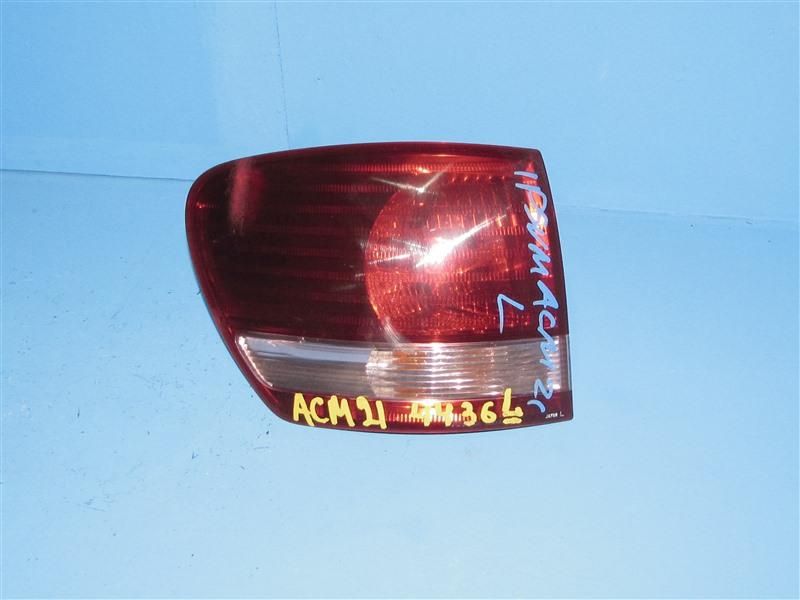 Стоп-сигнал Toyota Ipsum ACM21 задний левый (б/у)