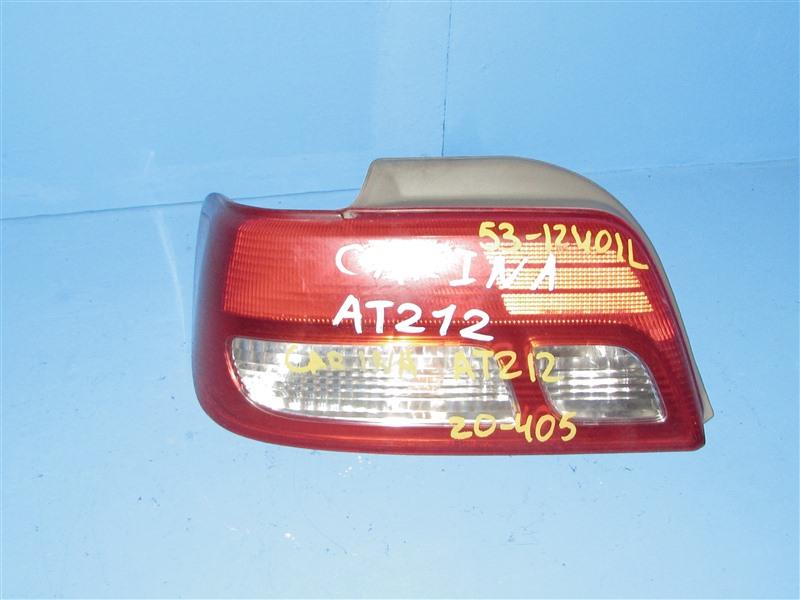 Стоп-сигнал Toyota Carina AT212 задний левый (б/у)
