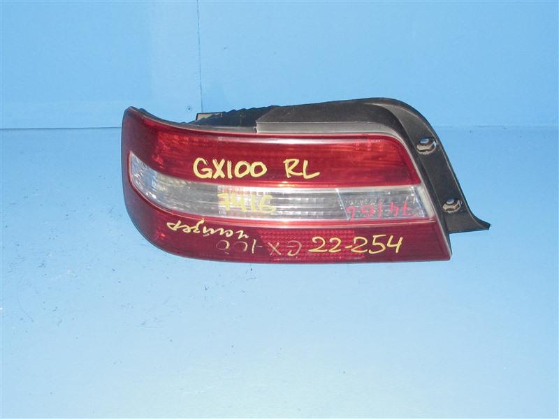 Стоп-сигнал Toyota Chaser GX100 задний левый (б/у)