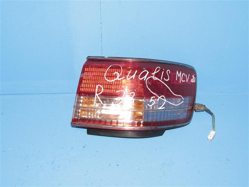 Стоп-сигнал Toyota Mark Ii Qualis MCV20 задний правый (б/у)