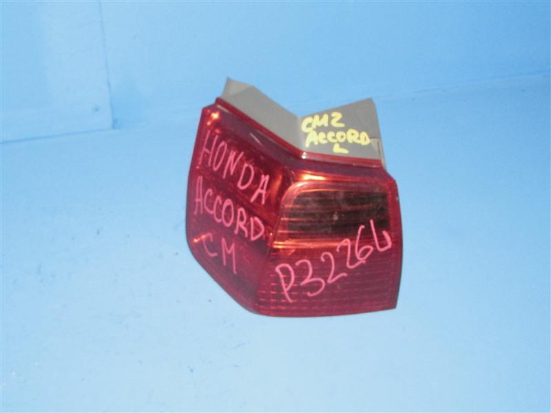 Стоп-сигнал Honda Accord CM2 задний левый (б/у)