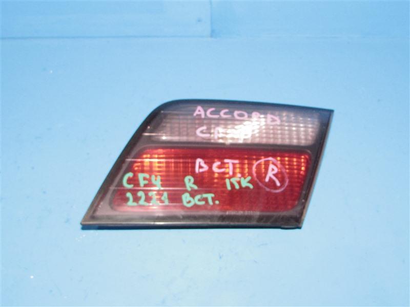 Вставка между стопов Honda Accord CF4 задняя правая (б/у)