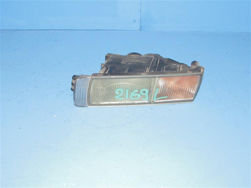 Туманка Nissan Gloria MY33 1997 передняя левая (б/у)