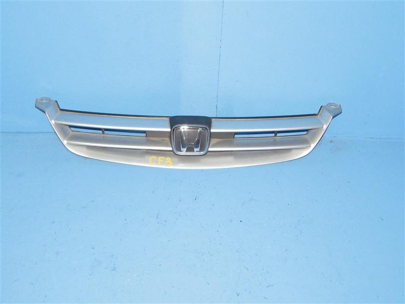 Решетка радиатора Honda Accord CF3 09.1997 передняя (б/у)