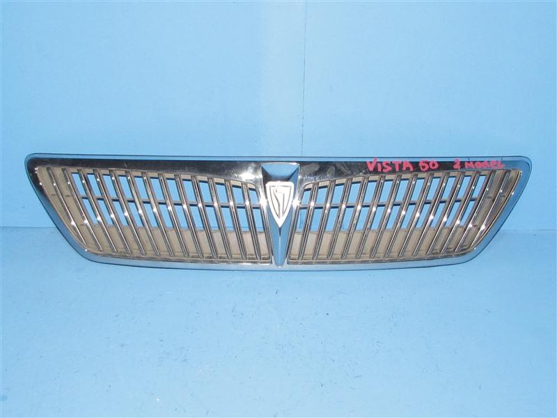 Решетка радиатора Toyota Vista SV50 04.2000 передняя (б/у)