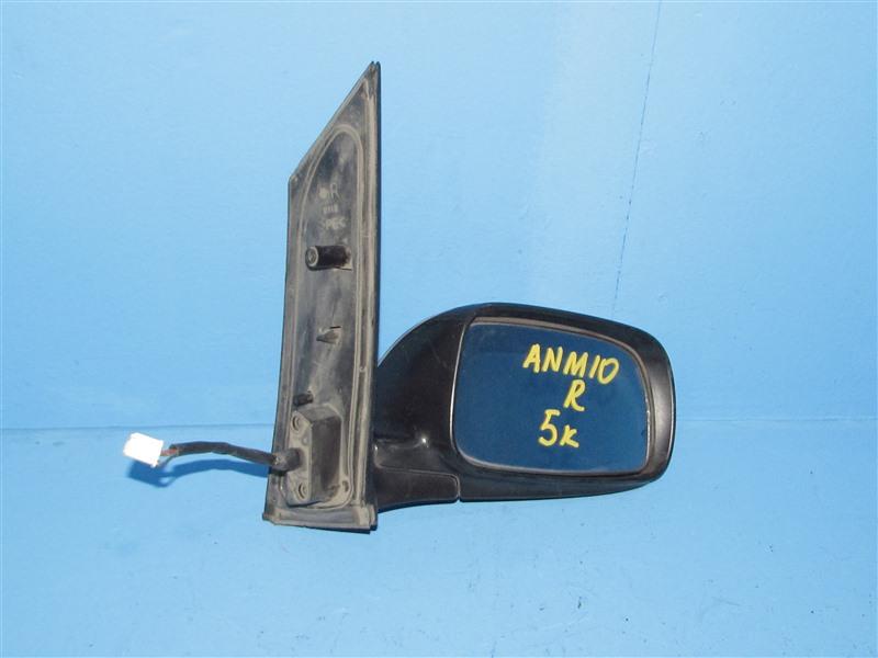 Зеркало Toyota Isis ANM10 2004 переднее правое (б/у)