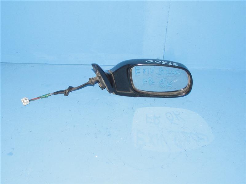 Зеркало Toyota Corona Exiv ST200 переднее правое (б/у)