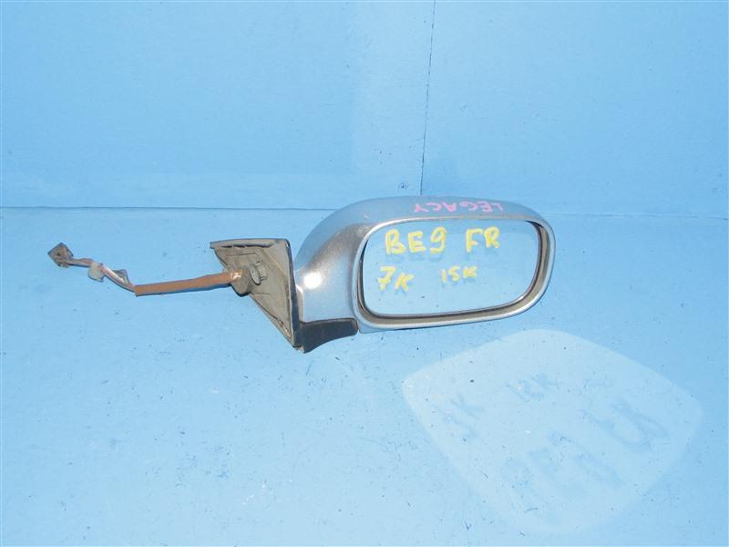 Зеркало Subaru Legacy BE9 переднее правое (б/у)