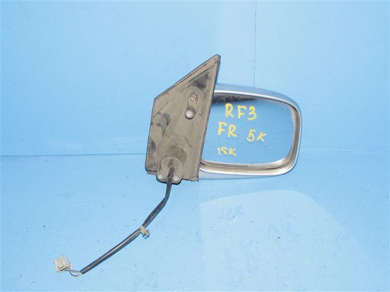 Зеркало Honda Step Wagon RF3 переднее правое (б/у)