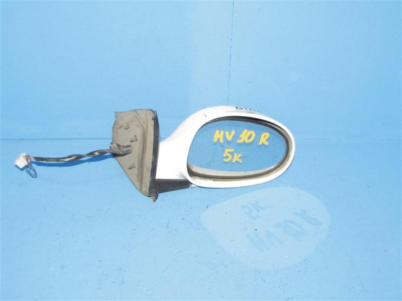 Зеркало Nissan Tino HV10 переднее правое (б/у)