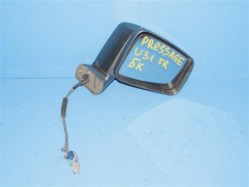 Зеркало Nissan Presage U31 переднее правое (б/у)