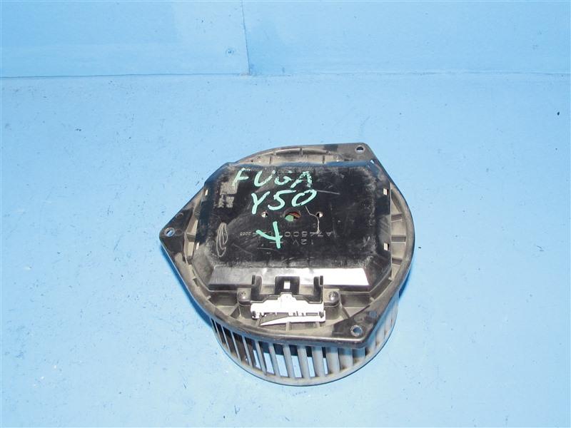 Мотор печки Nissan Fuga Y50 (б/у)