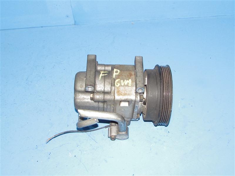 Компрессор кондиционера Mazda Capella GW8W FP-DE 2000 (б/у)