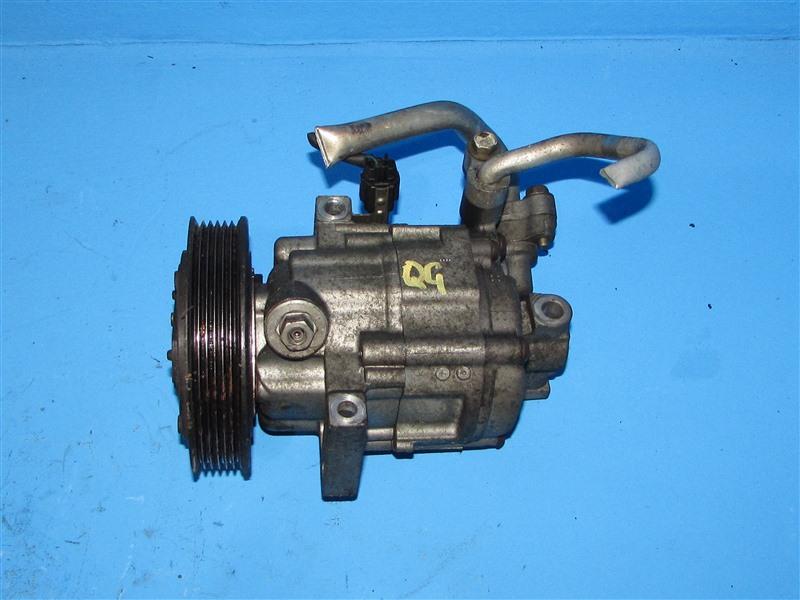 Компрессор кондиционера Nissan Bluebird Sylphy QG10 QG13DE 2004 (б/у)