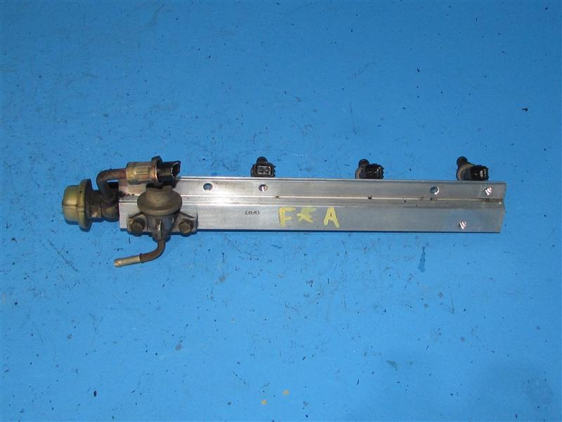 Форсунки комплект Honda Odyssey RA6 F23A (б/у)