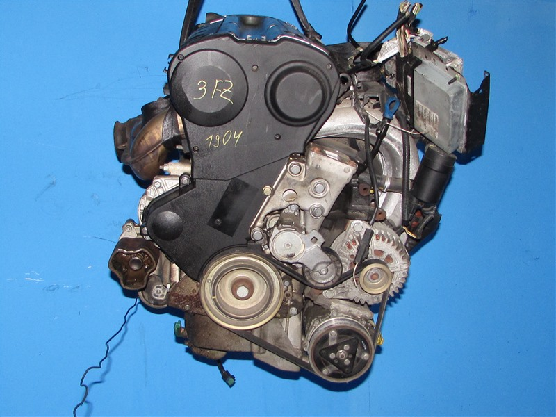 Двигатель Peugeot/citroen 407/607/807 VF36 PSA 3FZ 10LJ41 2006 (б/у)