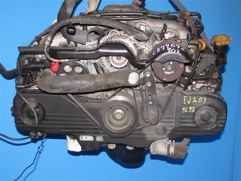 Двигатель Subaru Legacy BP5 EJ203 2006 (б/у)