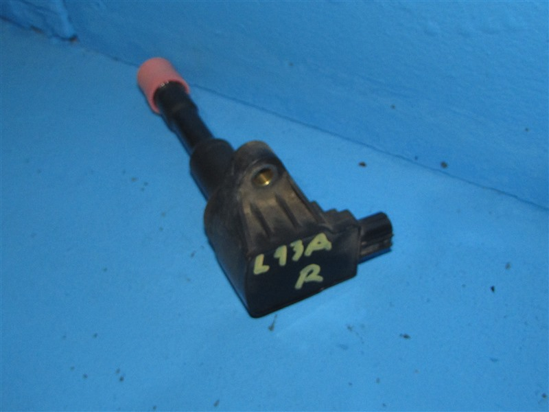 Катушка зажигания Honda Fit GD1 L13A 2004 задняя (б/у)