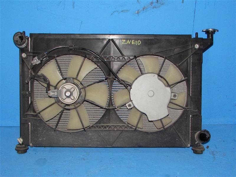 Радиатор основной Toyota Allion ACT10 1AZ-FSE 2003 (б/у)