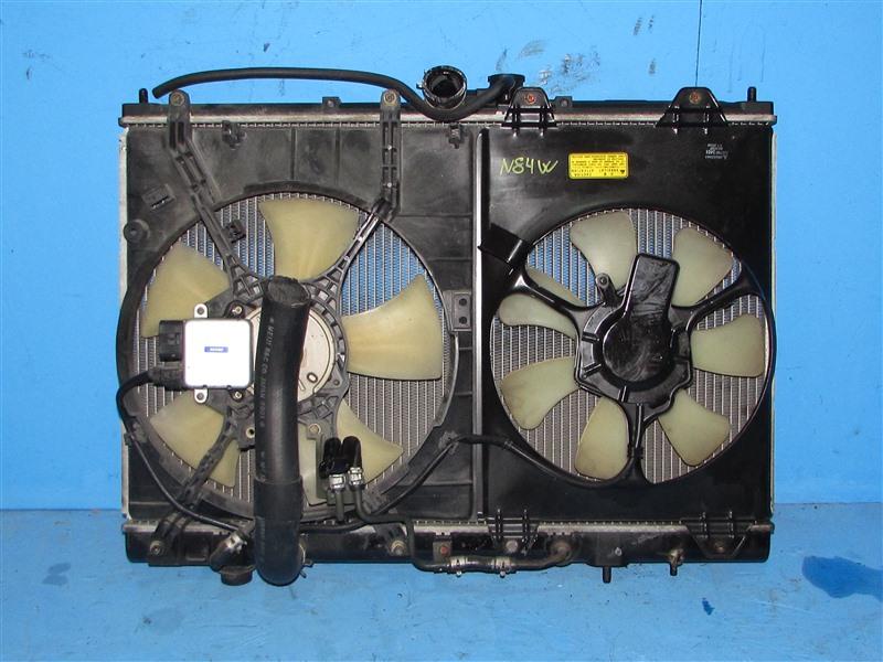 Радиатор основной Mitsubishi Chariot Grandis N64W (б/у)