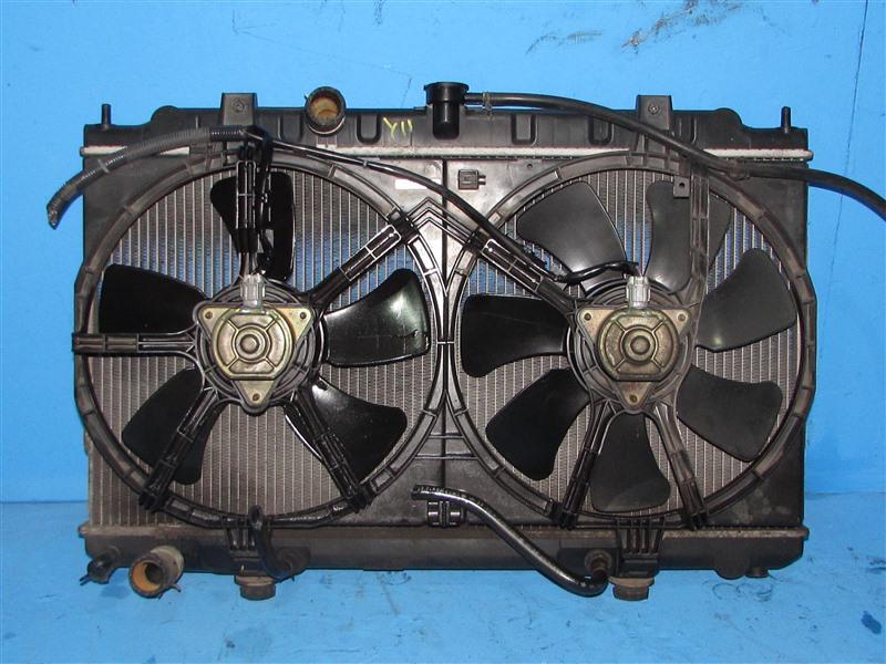 Радиатор основной Nissan Bluebird Sylphy FG10 (б/у)