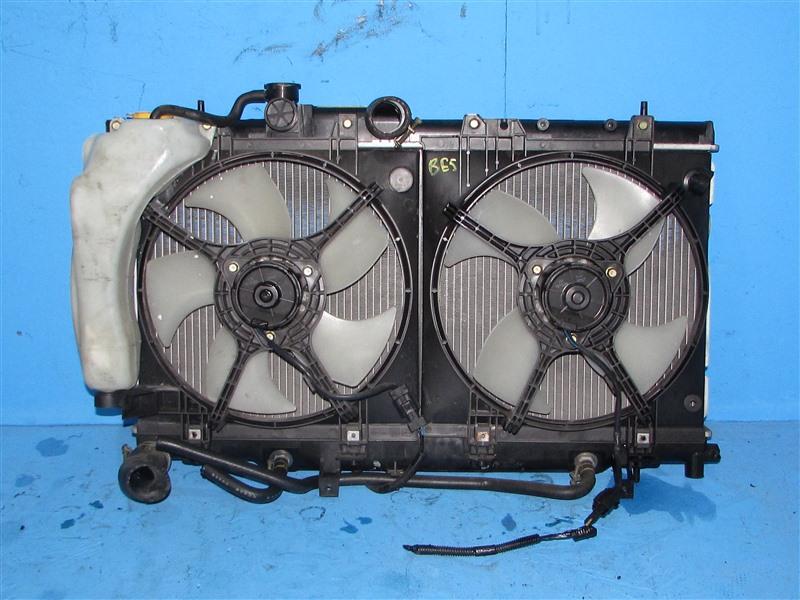 Радиатор основной Subaru Legacy BE5 (б/у)