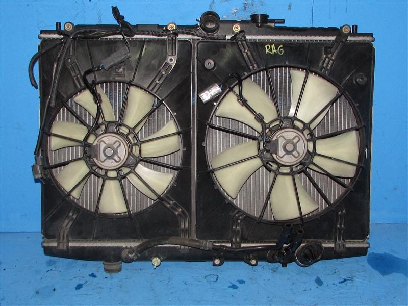 Диффузор радиатора Honda Odyssey RA6 F23A (б/у)