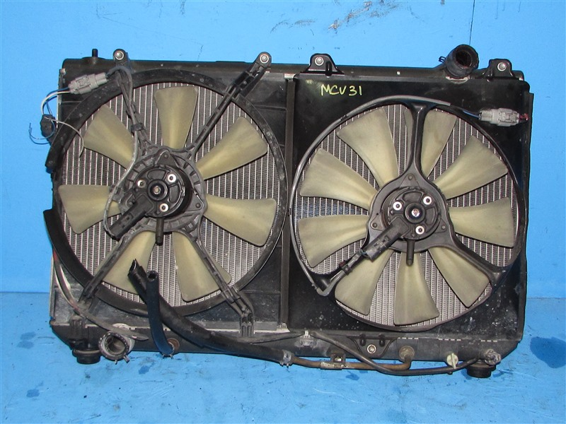 Радиатор основной Toyota Camry Gracia MCV20 1MZFE (б/у)
