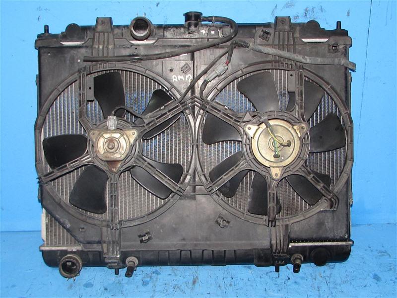 Диффузор радиатора Nissan Serena TC24 QR20DE (б/у)